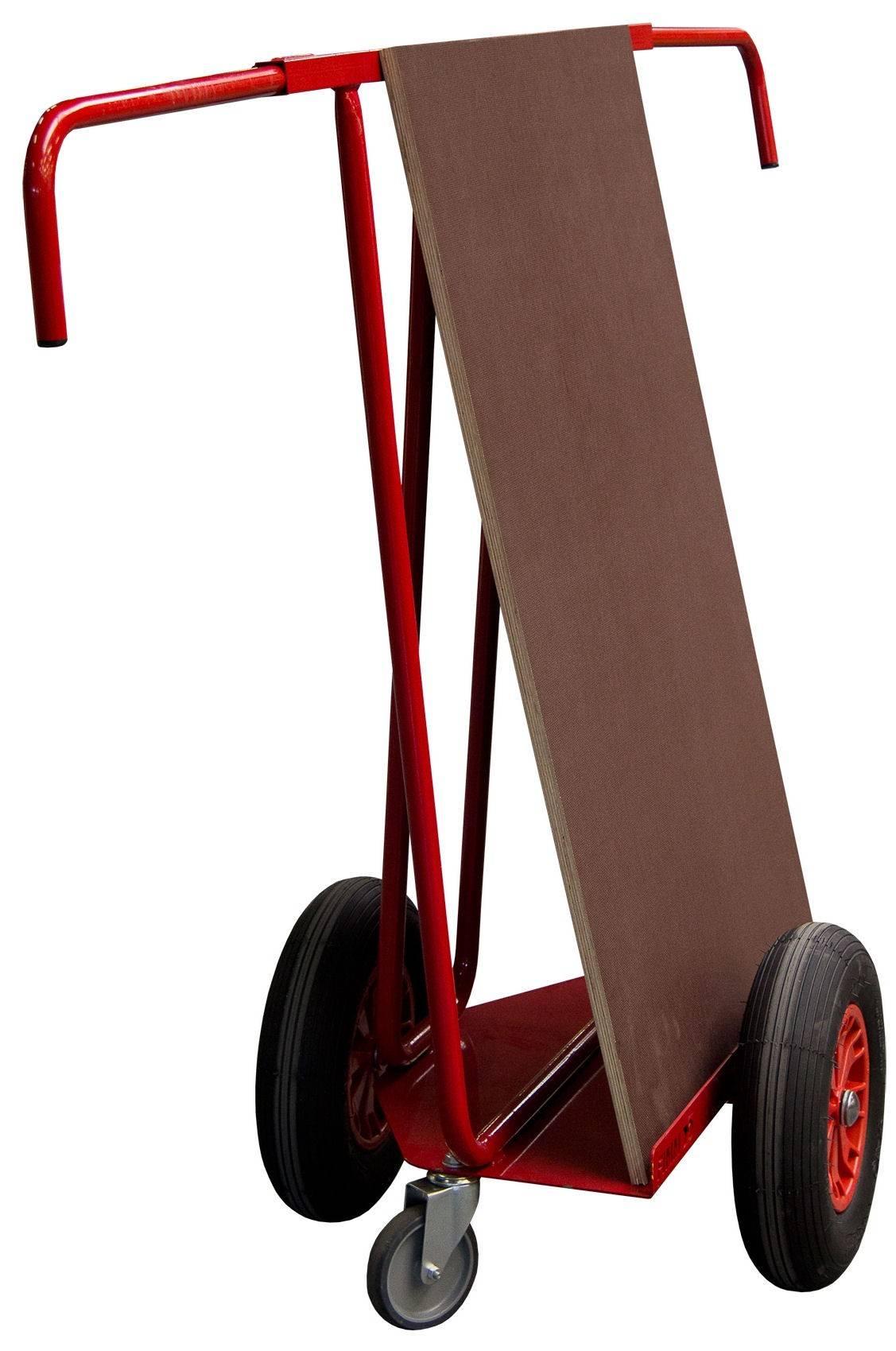 Chariot porte panneaux 400 kg roues pneumatiques 250 00 chez mdr - Chariot porte roue tracteur ...
