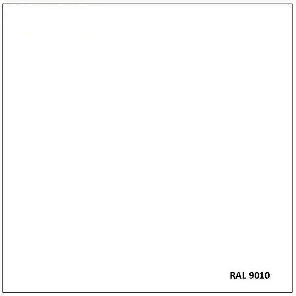 Blanc RAL 9010